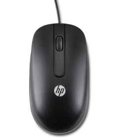 QY777AA Mouse ottico con scroll USB