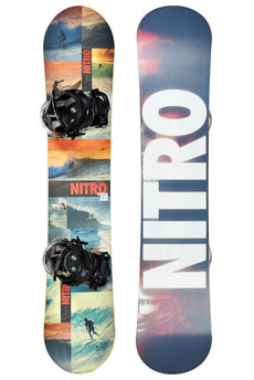 NITRO RIPPER INCL. RIPPER BLACK