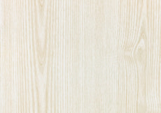 Feuilles autocollantes de décoration frêne blanc