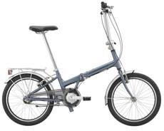 "Vélo pliable 20"""