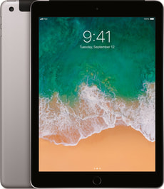 iPad LTE 32GB spacegray