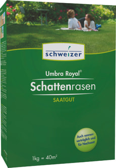 Umbra - Royal Schattenrasen, 1 kg