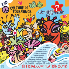 Street Parade 2018 Official (2 CD)