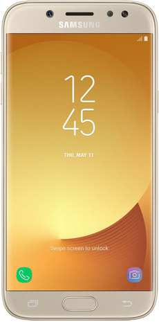 Galaxy J5 Duos (2017) Gold
