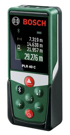 Distanziometro Laser PLR 40 C