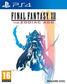 PS4 - Final Fantasy XII: The Zodiac Age - F