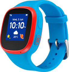 Movetime Family Watch MT30 (3G) Blue + Red