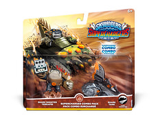 Skylanders SuperChargers Supercharged Combo Pack