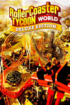 PC - RollerCoaster Tycoon World Deluxe ED