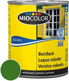 Acryl Buntlack seidenmatt Laubgrün 375 ml