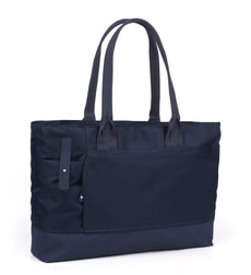 "Agio Shopper sac 15.6"" - Bleu"