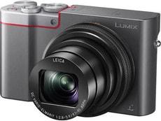 Panasonic Lumix TZ101 Kompaktkamera silb