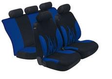 Sitzbezug Flame blau