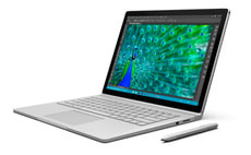 "Surface Book 13.5"" i7 16GB 1TB"