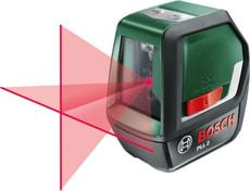 BOSCH Laser lignes en croix PLL 2