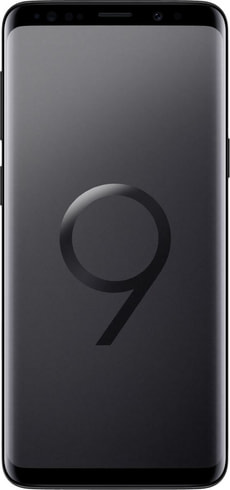 Galaxy S9 Dual SIM 64GB Midnight Black