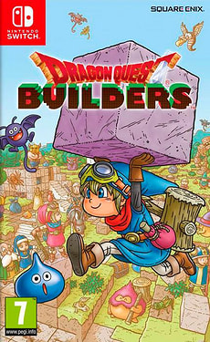 Dragon Quest Builders [NSW] (I)