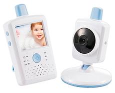 BCF867 Baby controllo con videocamera