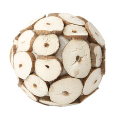 SHOLA LOG BALL, 4CM, 4 S.