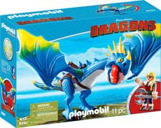 Playmobil Dragons Astrid und Sturmpfeil 9247
