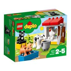 Lego Duplo 10870 Tiere Auf M Bauernhof