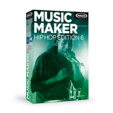 Music Maker Hip Hop Edition 6 PC (D/F/I/E)