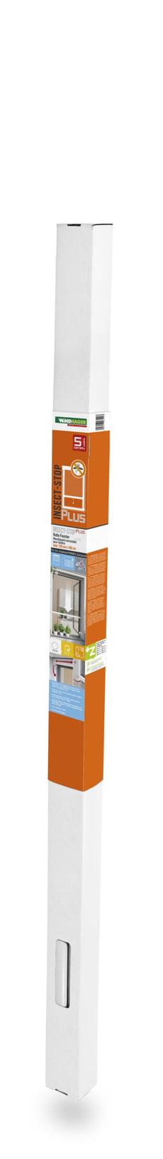 Insektenschutz Fensterrollo 130x160cm