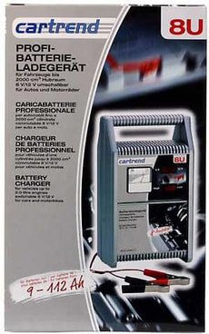 CARTREND 8U BATTERIE-LADEGERAET