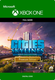Xbox One - Cities: Skylines - Premium Edition