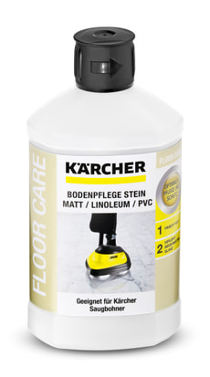 Agent d'entretien des sols en pierre mats/linoléum/PVC RM 532