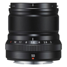 XF 50mm F2 R WR Black