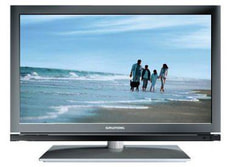 Grundig 22VLE8320 SG LED Fernseher Silbe
