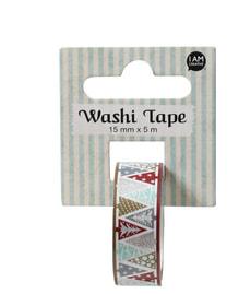 Washi Tape, xmas arbres