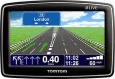 XL Live Series Navigationsgerät