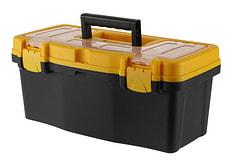 """Werkzeugkoffer 16"""" gelb/schwarz"""