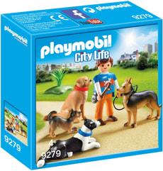 Playmobil Entraineur et chiens
