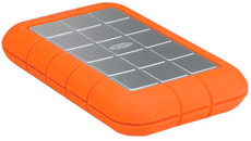 Rugged Triple USB 3.0, 2TB hard disk esterno