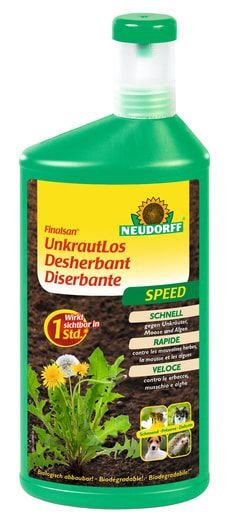 Finalsan Désherbant Speed, 1 L