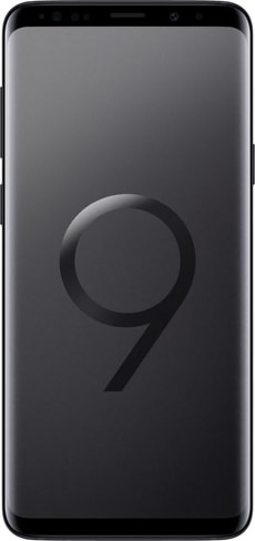 Galaxy S9+ Dual SIM 64GB Midnight Black