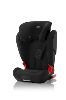 KidFix XP Black Series Cosmos Black