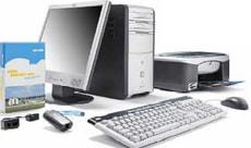 PC-BUNDLE HP PAVILION
