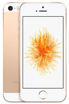 iPhone SE 128GB gold