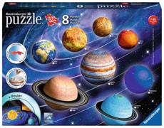 3D Planetensystem