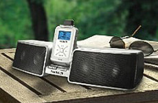 L-MP3-Speaker Dock e100 & m200