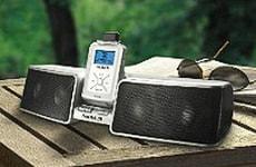 L-MP3-Speaker Dock e100 & m200