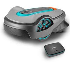 Tondeuse robot smart SILENO life 1250m²
