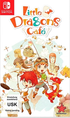 NSW - Little Dragons Cafe (I)