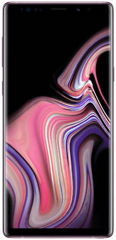 Galaxy Note9 Dual SIM 128GB Lavender Purple