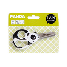 Kinderschere Panda