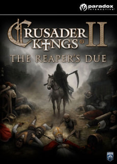 PC/Mac - Crusader Kings II: The Reaper's Due